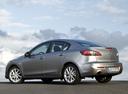 Фото авто Mazda 3 BL [рестайлинг], ракурс: 135 цвет: серебряный