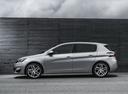 Фото авто Peugeot 308 T9, ракурс: 90 цвет: серый