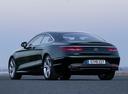 Фото авто Mercedes-Benz S-Класс W222/C217/A217, ракурс: 135 цвет: зеленый