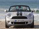 Фото авто Mini Roadster 1 поколение,  цвет: серебряный