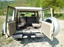 Фото авто Toyota Land Cruiser J70 [3-й рестайлинг], ракурс: багажник