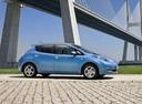 Фото авто Nissan Leaf 1 поколение, ракурс: 270