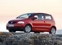 Фото авто Volkswagen Fox 2 поколение [рестайлинг], ракурс: 45