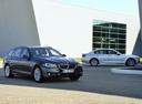 Фото авто BMW 5 серия F07/F10/F11 [рестайлинг], ракурс: 315 цвет: черный