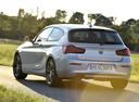 Фото авто BMW 1 серия F20/F21 [рестайлинг], ракурс: 135 цвет: серебряный