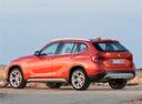 Фото авто BMW X1 E84 [рестайлинг], ракурс: 135 цвет: оранжевый