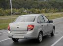 Новый ВАЗ (Lada) Granta, серебряный , 2017 года выпуска, цена 462 700 руб. в автосалоне Симбирск-Лада