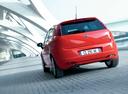 Фото авто Fiat Punto 3 поколение, ракурс: 180 цвет: красный
