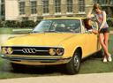 Фото авто Audi Coupe S С1, ракурс: 45