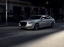 Фото авто Genesis G90 1 поколение, ракурс: 45 цвет: белый