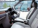 Фото авто Rover 45 1 поколение, ракурс: задние сиденья
