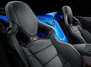 Фото авто Chevrolet Corvette C7, ракурс: сиденье