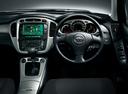 Фото авто Toyota Kluger XU20 [рестайлинг], ракурс: рулевое колесо