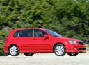 Фото авто Kia Spectra 2 поколение, ракурс: 270