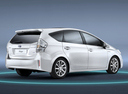 Фото авто Toyota Prius Plus 1 поколение, ракурс: 225