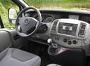 Фото авто Opel Vivaro A [рестайлинг], ракурс: торпедо