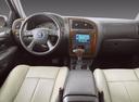 Фото авто Saab 9-7X 1 поколение, ракурс: торпедо