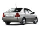 Фото авто Toyota Corolla E130 [рестайлинг], ракурс: 225 цвет: серебряный