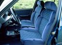 Фото авто Peugeot 205 1 поколение, ракурс: сиденье