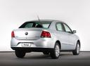 Фото авто Volkswagen Voyage 2 поколение, ракурс: 225