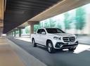 Фото авто Mercedes-Benz X-Класс 1 поколение, ракурс: 315 цвет: белый