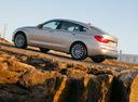 Фото авто BMW 5 серия F07/F10/F11, ракурс: 135 цвет: бежевый