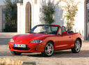 Фото авто Mazda MX-5 NB [рестайлинг], ракурс: 45