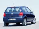 Фото авто Volkswagen Polo 3 поколение [рестайлинг], ракурс: 225