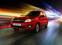 Фото авто ВАЗ (Lada) Granta 1 поколение, ракурс: 45 цвет: красный