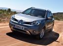Фото авто Renault Koleos 1 поколение, ракурс: 45 цвет: серебряный
