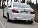 Фото авто BMW 7 серия F01/F02 [рестайлинг], ракурс: 180 цвет: белый