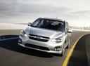 Фото авто Subaru Impreza 4 поколение,  цвет: серебряный