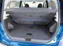 Фото авто Nissan Note E11, ракурс: багажник цвет: синий