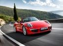 Фото авто Porsche 911 991, ракурс: 315 цвет: красный