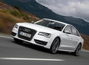 Фото авто Audi S8 D4, ракурс: 45