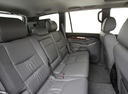Фото авто Toyota Land Cruiser Prado J120, ракурс: задние сиденья
