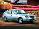 Фото авто Hyundai Accent LC [рестайлинг], ракурс: 315