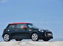 Фото авто Mini Cooper F56, ракурс: 315 цвет: зеленый