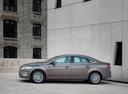 Фото авто Ford Mondeo 4 поколение [рестайлинг], ракурс: 90 цвет: серый
