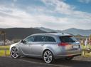 Фото авто Opel Insignia A, ракурс: 135 цвет: серебряный