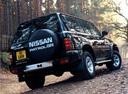 Фото авто Nissan Patrol Y61, ракурс: 225 цвет: черный