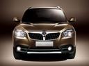 Фото авто Brilliance V5 1 поколение, ракурс: 0 - рендер цвет: коричневый
