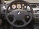 Фото авто Mitsubishi Lancer IX [рестайлинг], ракурс: рулевое колесо