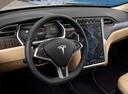 Фото авто Tesla Model S 1 поколение, ракурс: торпедо