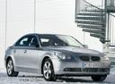 Фото авто BMW 5 серия E60/E61, ракурс: 315 цвет: серебряный