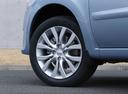Фото авто Datsun on-DO 1 поколение, ракурс: колесо цвет: голубой