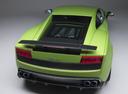 Фото авто Lamborghini Gallardo 1 поколение, ракурс: 180 цвет: зеленый