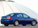 Фото авто Ford Mondeo 3 поколение [рестайлинг], ракурс: 225 цвет: синий