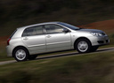 Фото авто Toyota Corolla E130 [рестайлинг], ракурс: 270