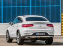 Фото авто Mercedes-Benz GLE-Класс W166/C292, ракурс: 135 цвет: серебряный